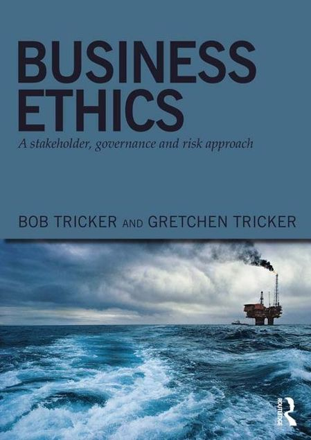 Picture of Business Ethics: A stakeholder, governance and risk approach