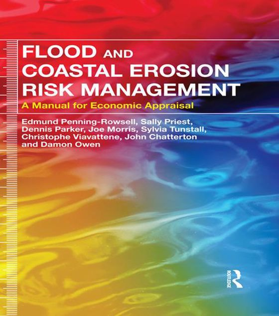 Picture of Flood and Coastal Erosion Risk Management: A Manual for Economic Appraisal