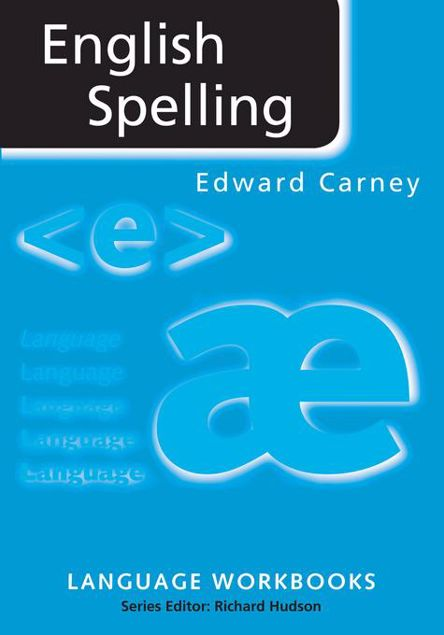 Picture of English Spelling
