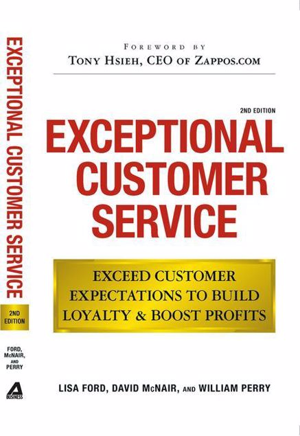 Picture of Exceptional Customer Service: Exceed Customer Expectations to Build Loyalty & Boost Profits