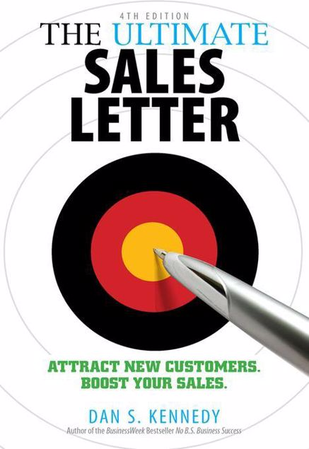 Picture of The Ultimate Sales Letter: Attract New Customers. Boost your Sales.