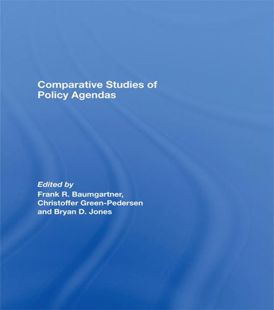Picture of Comparative Studies Policy Agendas