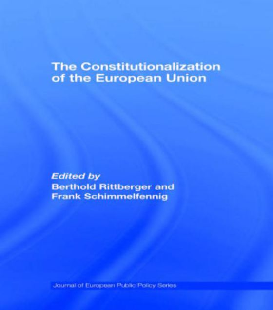 Picture of Constitutionalization Europe Union