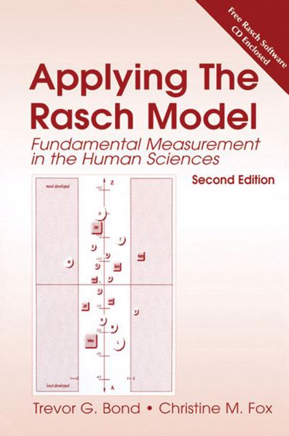 Picture of Applying the Rasch Model: Fundamental Measurement in the Human Sciences, Second Edition
