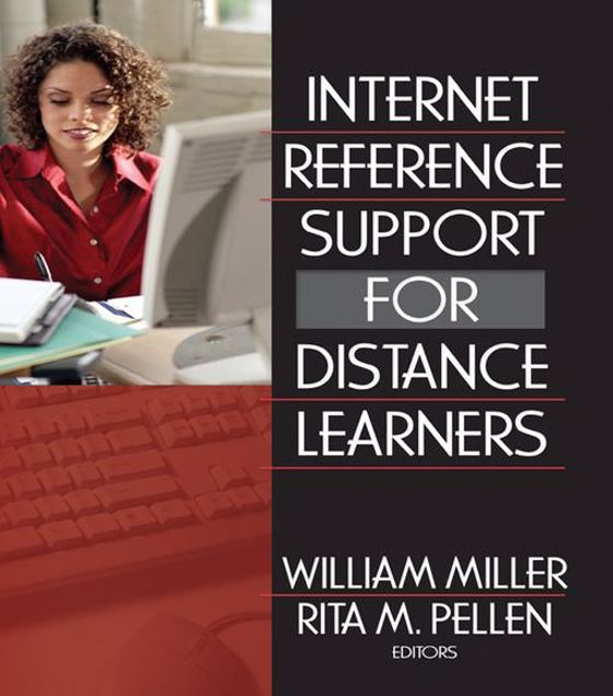 Picture of Internet Reference Support for Distance Learners