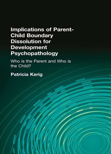"Picture of Implications of Parent-Child Boundary Dissolution for Developmental Psychopathology: ""Who Is the Parent and Who Is the Child?"""