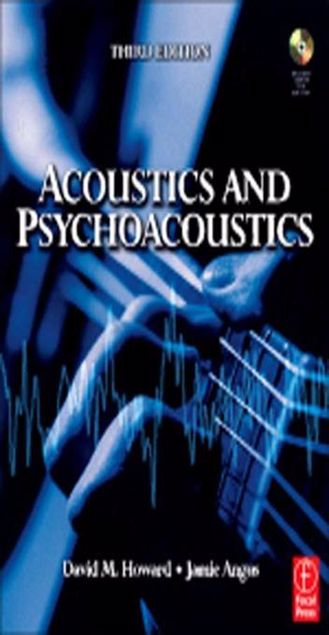 Picture of Acoustics and Psychoacoustics
