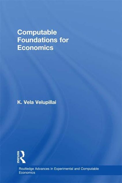 Picture of Computable Foundations for Economics