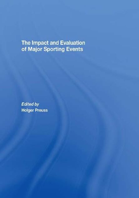 Picture of Impact & Eval of Major Sport Events