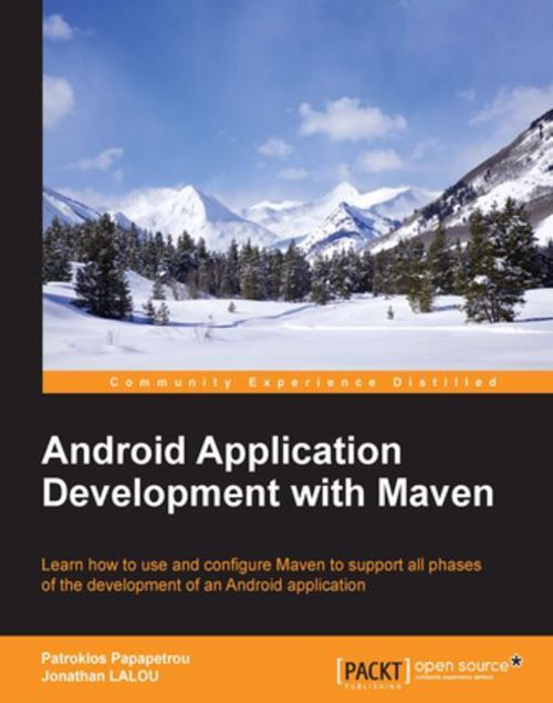 Picture of Android Application Development with Maven