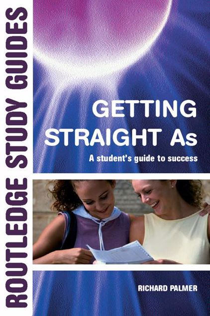 Picture of Getting Straight 'A's: A Student's Guide to Success