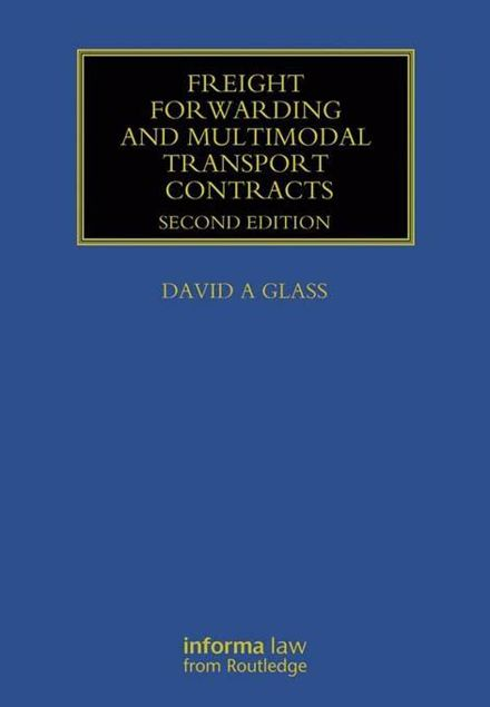 Picture of Freight Forwarding and Multi Modal Transport Contracts