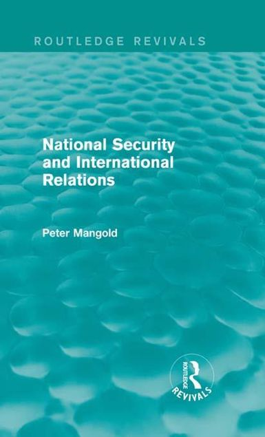Picture of National Security and International Relations