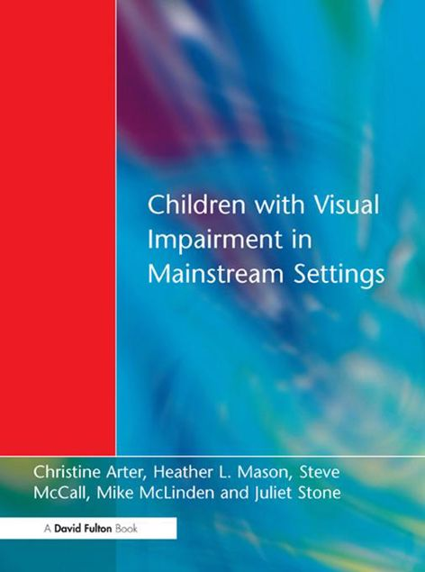 Picture of Children with Visual Impairment in Mainstream Settings