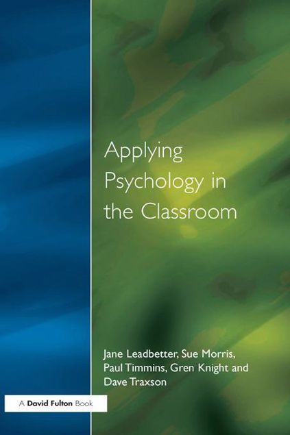 Picture of Applying Psychology in the Classroom