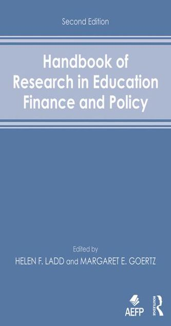 Picture of Handbook of Research in Education Finance and Policy