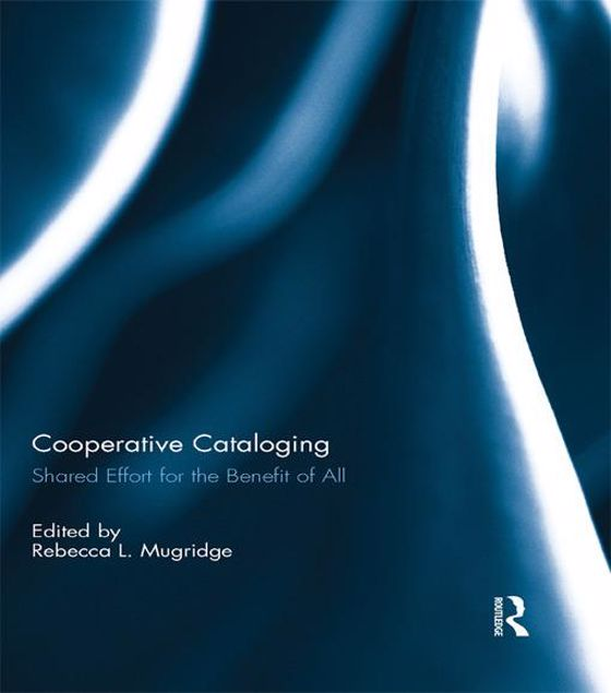 Picture of Cooperative Cataloging - Mugridge: Shared Effort for the Benefit of All