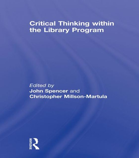 Picture of Critical Thinking Within the Library Program