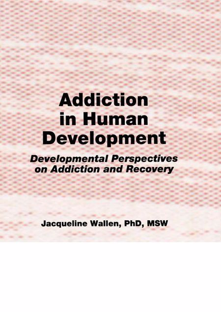 Picture of Addiction in Human Development: Developmental Perspectives on Addiction and Recovery
