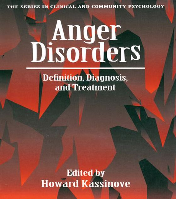 Picture of Anger Disorders: Definition, Diagnosis, and Treatment