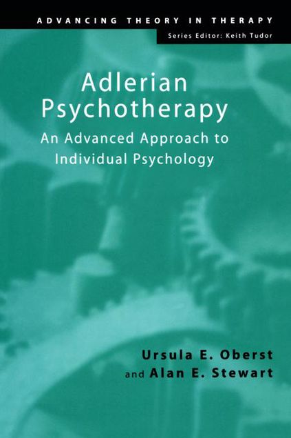 Picture of Adlerian Psychotherapy: An Advanced Approach to Individual Psychology