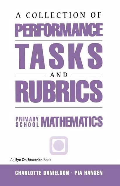 Picture of A Collection of Performance Tasks & Rubrics: Primary Mathematics
