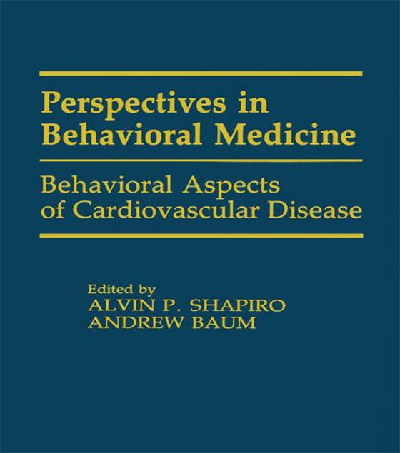 Picture of Behavioral Aspects of Cardiovascular Disease