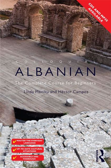 Picture of Colloquial Albanian: The Complete Course for Beginners