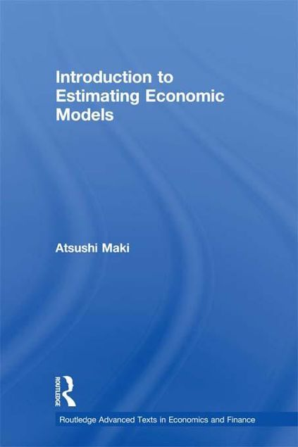 Picture of Introduction to Estimating Economic Models