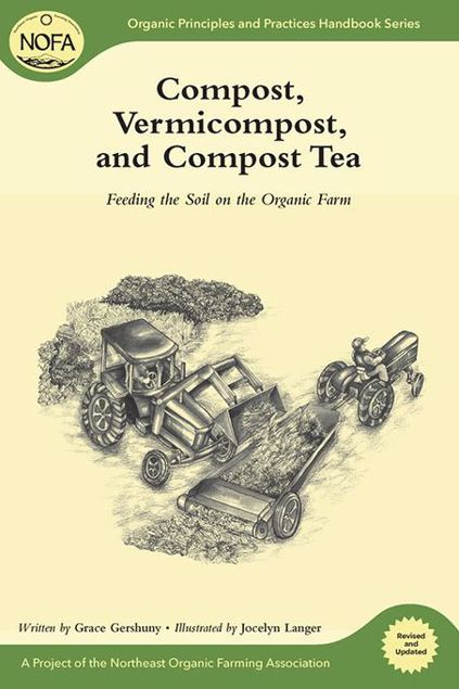 Picture of Compost, Vermicompost and Compost Tea: Feeding the Soil on the Organic Farm