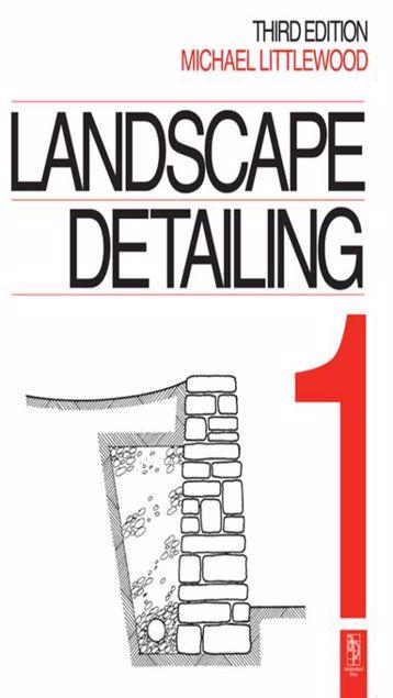 Picture of Landscape Detailing Volume 1:
