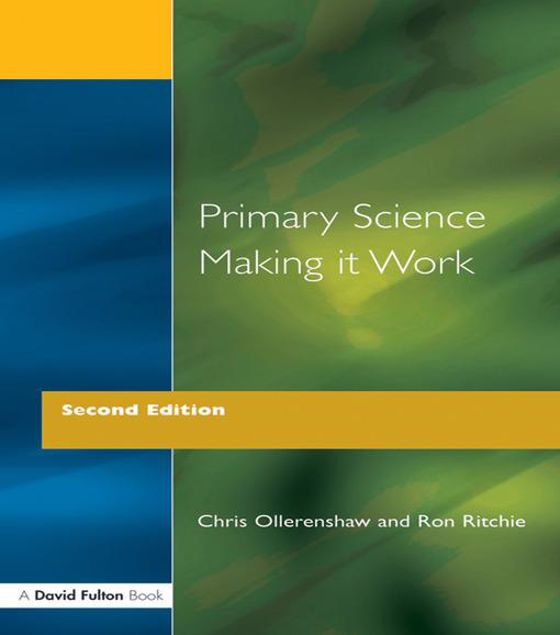 Picture of Primary Science - Making It Work