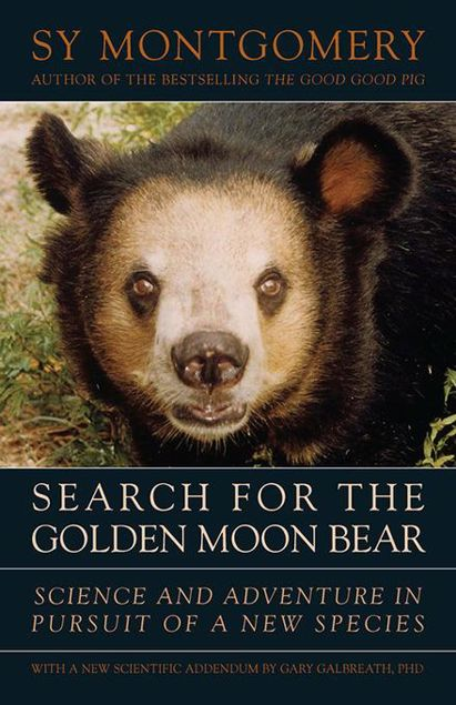Picture of Search for the Golden Moon Bear: Science and Adventure in Pursuit of a New Species