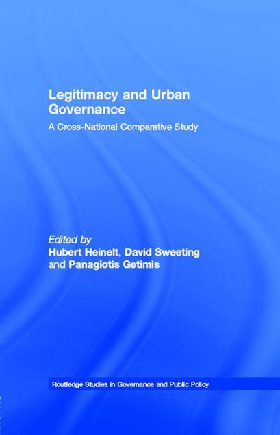 Picture of Legitimacy and Urban Governance: A Cross-National Comparative Study