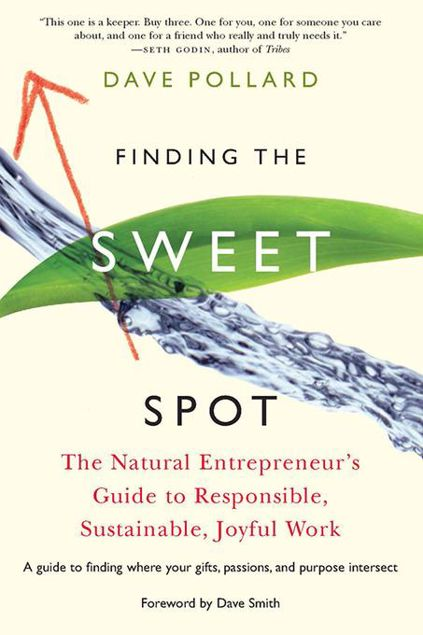 Picture of Finding the Sweet Spot: The Natural Entrepreneur's Guide to Responsible, Sustainable, Joyful Work