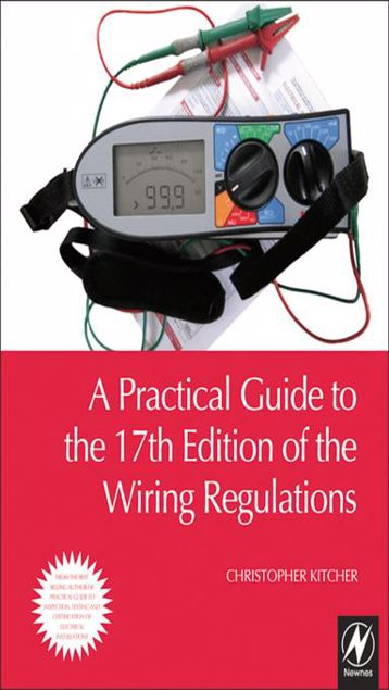 Picture of A Practical Guide to the 17th Edition of the Wiring Regulations
