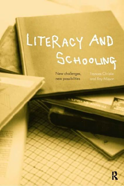 Picture of Literacy and Schooling