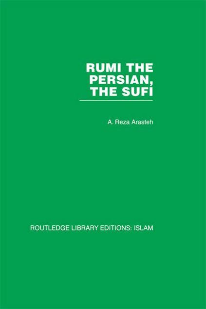 Picture of Rumi the Persian, the Sufi