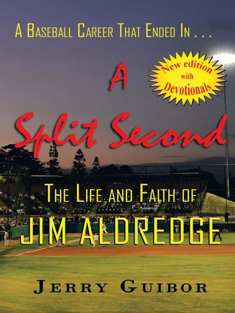Picture of A Baseball Career That Ended In . . . A Split Second: The Life and Faith of Jim Aldredge