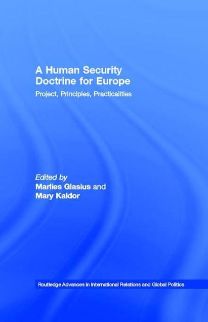 Picture of Human Rights and European Security: Project, Principles, Practicalities