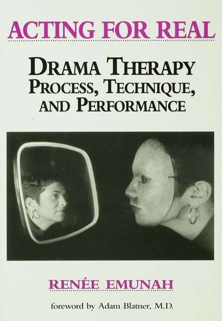Picture of Acting For Real: Drama Therapy Process, Technique, And Performance