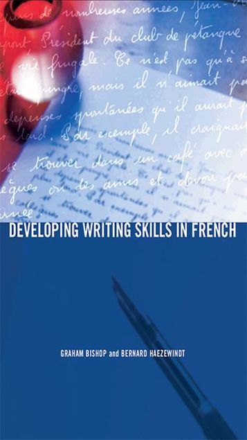 Picture of Developing Writing Skills in French
