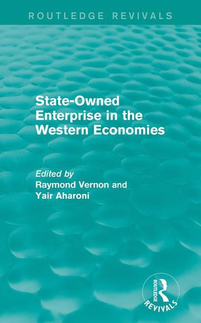 Picture of State-Owned Enterprise in the Western Economies (Routledge Revivals)