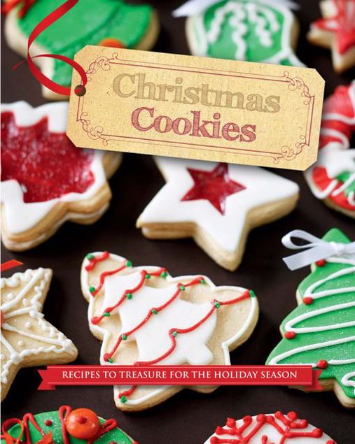 Picture of Christmas Cookies: Recipes to Treasure for the Holiday Season