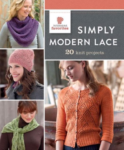 Picture of Simply Modern Lace: 20 Knit Projects