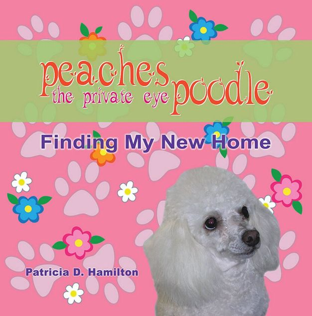 Picture of Peaches The Private Eye Poodle : Finding My New Home
