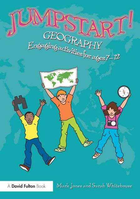 Picture of Jumpstart! Geography: Engaging activities for ages 7-12