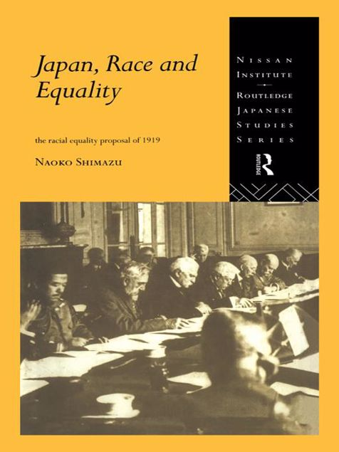 Picture of Japan, Race and Equality: The Racial Equality Proposal of 1919