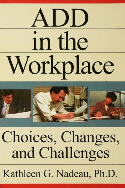 Picture of Add in the Workplace: Choices, Changes, and Challenges