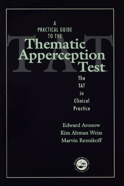 Picture of A Practical Guide to the Thematic Apperception Test: The TAT in Clinical Practice